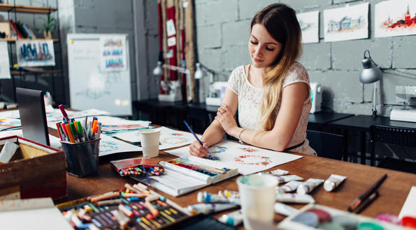 7 Jobs You Can Do With An Art And Design Degree