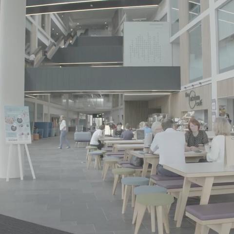 Award-nominated facilities